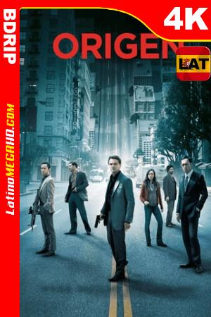 El origen (2010) Latino UltraHD HDR BDRIP 2160P ()