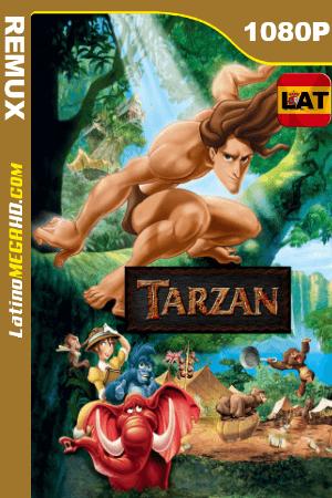Tarzan (1999) Latino HD BDREMUX 1080P ()