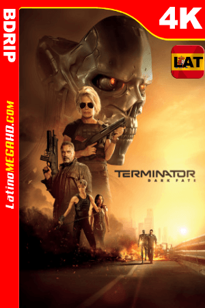 Terminator: Destino Oculto (2019) Latino HDR Ultra HD 4K BDRIP 2160P ()