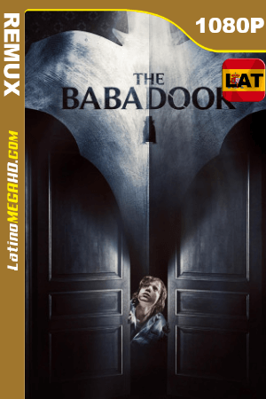 The Babadook (2014) Latino HD BDRemux 1080P - 2014