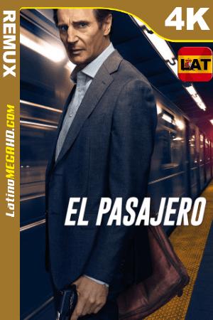 El pasajero (2018) Latino UltraHD BDREMUX 2160p ()
