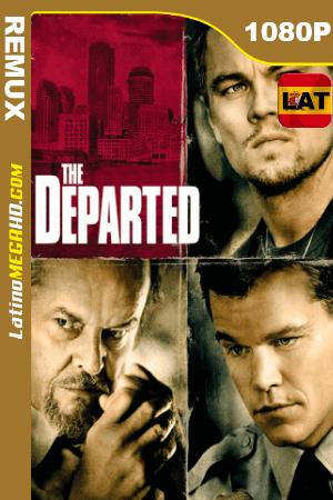 Los infiltrados (2006) Latino HD BDRemux 1080P ()