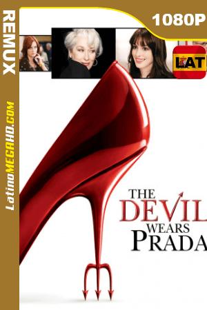 El Diablo Viste a la Moda (2006) Latino HD BDRemux 1080P - 2006