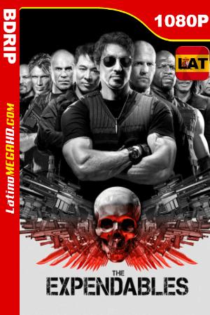Los indestructibles (2010) Theatrical Cut Latino HD BDRip 1080p ()
