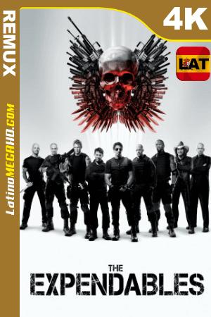 Los indestructibles (2010) Latino HDR Ultra HD BDRemux 2160P ()