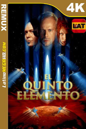 El quinto elemento (1997) Latino HD BDRemux 4K ()