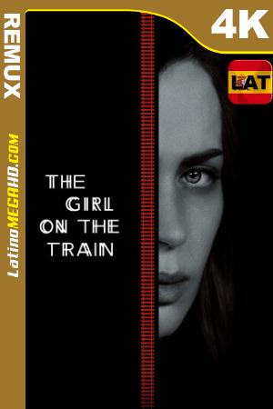 La chica del tren (2016) Latino UltraHD BDREMUX 2160p ()