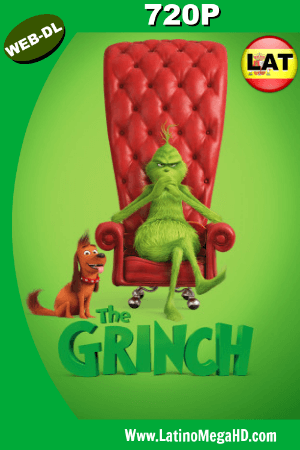 El Grinch (2018) Latino HD WEB-DL 720P ()