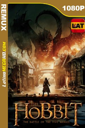 El Hobbit: La Batalla De Los Cinco Ejércitos (2014) Latino HD BDREMUX 1080p ()