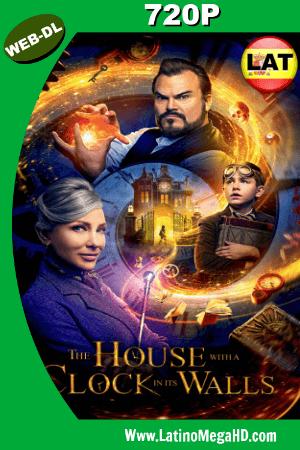 La Casa con un Reloj en sus Paredes (2018) Latino HD WEB-DL 720P ()