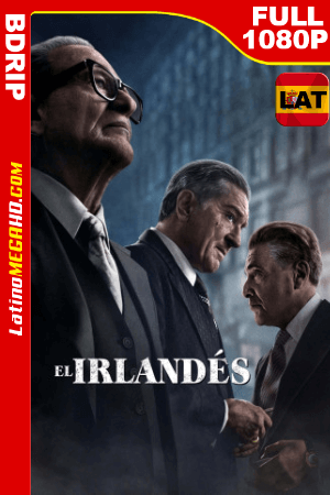 El Irlandés (2019) Latino HD BDRIP 1080P ()