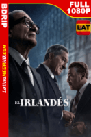 El Irlandés (2019) Latino HD BDRIP 1080P - 2019