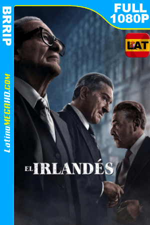 El Irlandés (2019) Latino HD BRRIP 1080P ()