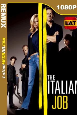 La estafa maestra (2003) Latino HD BDRemux 1080P ()