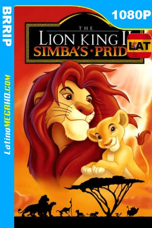 El Rey León 2: El reino de Simba (1998) Latino HD BRRIP 1080p ()