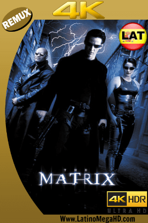 Matrix (1999) Latino Ultra HD BDREMUX 2160P ()