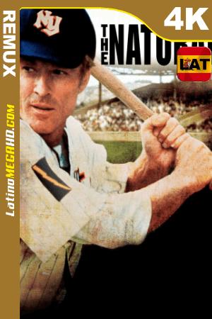 El mejor (1984) Latino UltraHD Theatrical BDREMUX 2160p ()