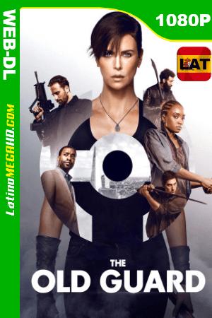La vieja guardia (2020) Latino HDR HEVC WEB-DL 1080P - 2020