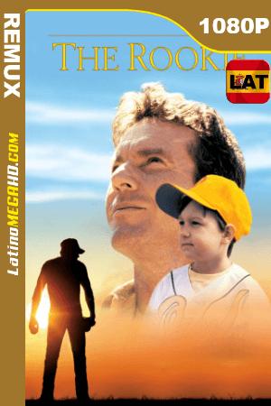 El novato (2002) Latino BDREMUX 1080p ()
