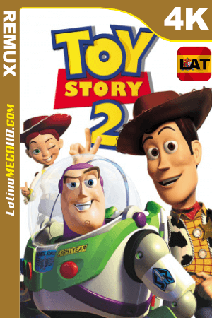 Toy Story 2 (1999) Latino HDR Ultra HD BDRemux 2160P ()