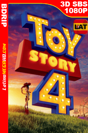 Toy Story 4 (2019) Latino Full HD 3D SBS BDRIP 1080P ()