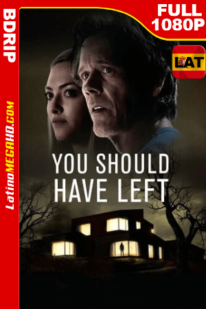 You Should Have Left (2020) Latino HD BDRIP 1080P ()