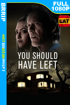 You Should Have Left (2020) Latino HD BRRIP 1080P ()