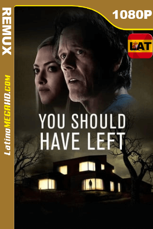 You Should Have Left (2020) Latino HD BDREMUX 1080P ()