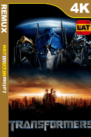 Transformers (2007) Latino HDR Ultra HD BDRemux 2160P ()