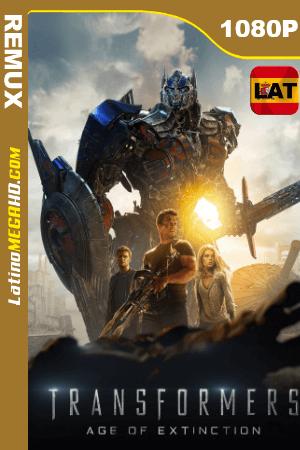 Transformers: La era de la extinción (2014) Latino HD BDRemux 1080P - 2014
