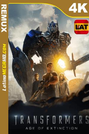 Transformers: La era de la extinción (2014) Latino HDR Ultra HD BDRemux 2160P - 2014