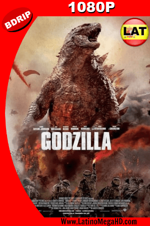 Godzilla (2014) Latino HD BDRIP 1080P ()
