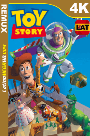 Toy Story (1995) Latino HDR Ultra HD BDRemux 2160P ()