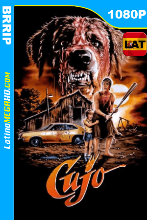 Cujo (1983) Latino HD BRRIP 1080P ()