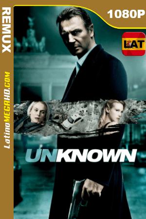 Desconocido (2011) Latino HD BDRemux 1080P ()
