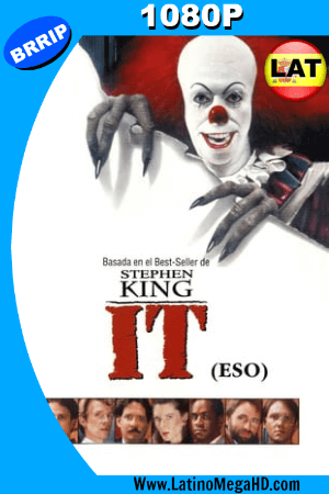 De Stephen King Eso (1990) Latino HD 1080P ()