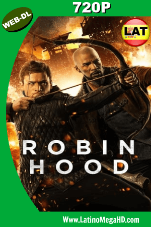 Robin Hood (2018) Latino HD WEB-DL 720P ()