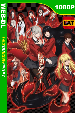 Kakegurui (2019) Temporada 2 Latino HD WEB-DL 1080P ()