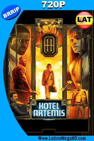 Hotel de Criminales (2018) Latino HD 720P ()
