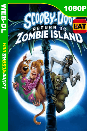 Scooby-Doo: Regreso a la Isla Zombie (2019) Latino HD WEB-DL 1080P ()