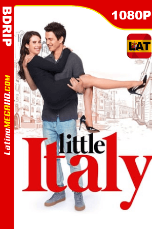 Little Italy (2018) Latino HD BDRIP 1080P ()