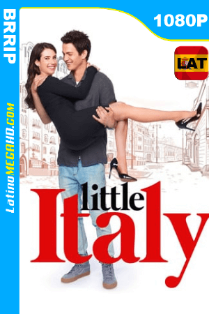 Little Italy (2018) Latino HD 1080P ()