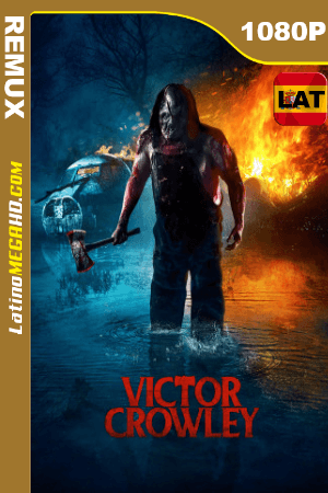 Victor Crowley (2017) Latino HD BDRemux 1080P ()
