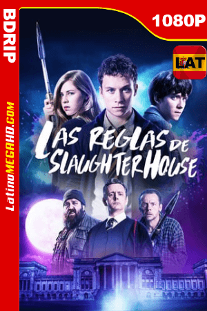 Las Reglas de Slaughterhouse (2018) Latino HD BDRIP 1080P ()