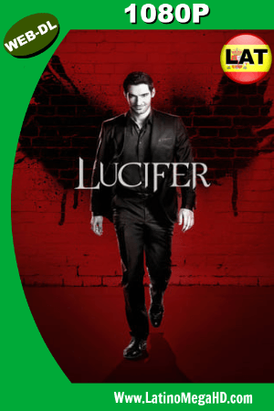 Lucifer Temporada 4 (2019) Latino HD WEB-DL 1080P ()