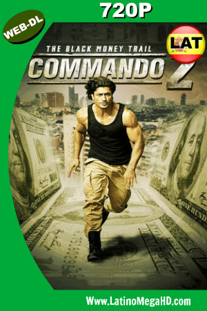 Commando 2 (2017) Latino HD WEB-DL 720P ()