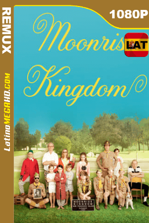 Moonrise Kingdom (2012) Latino HD BDREMUX 1080p ()