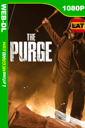 The Purge (Serie de TV) (2018) Temporada 1 Latino WEB-DL 1080P ()