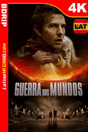 Guerra de los mundos (2005) Latino UltraHD HDR BDRIP 2160P ()