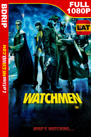 Los vigilantes (2009) Latino HD BDRip FULL 1080P ()